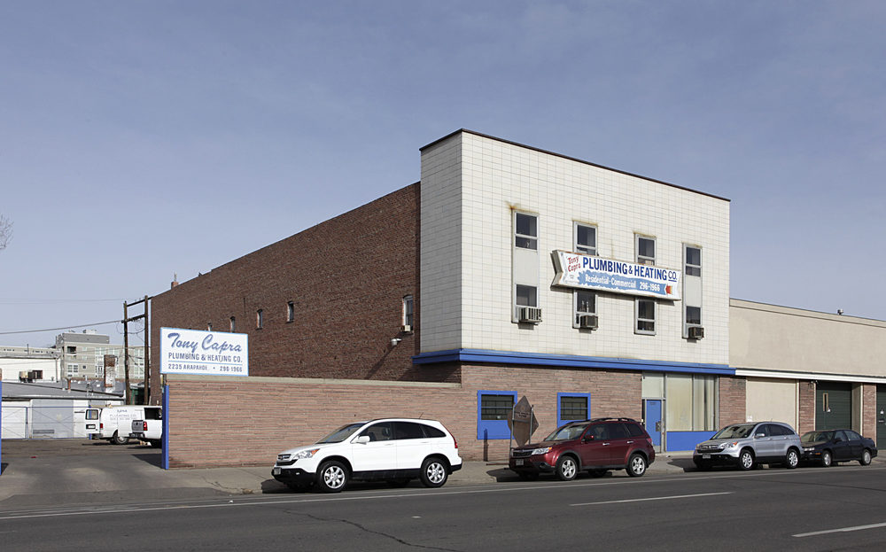 Denver Industrial For Lease