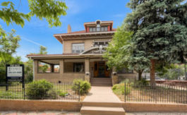 Denver Capitol Hill Office Mansion Sells