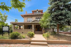 Denver Capitol Hill Office Mansion Sells