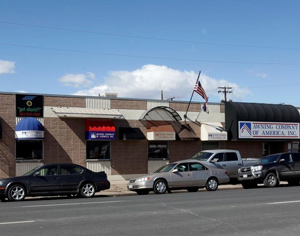 Denver Industrial Property Leased for total lease consideration of $925,935.00 ABC IMAGING OF WASHINGTON, D.C., INC. to lease 9,702 SF Denver Industrial Building.