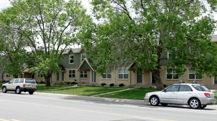Loveland Town Homes are Acquired for $4,340,000 Greystone Unique Apartment Group Represents Both Sides