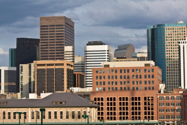 denver office space leasing