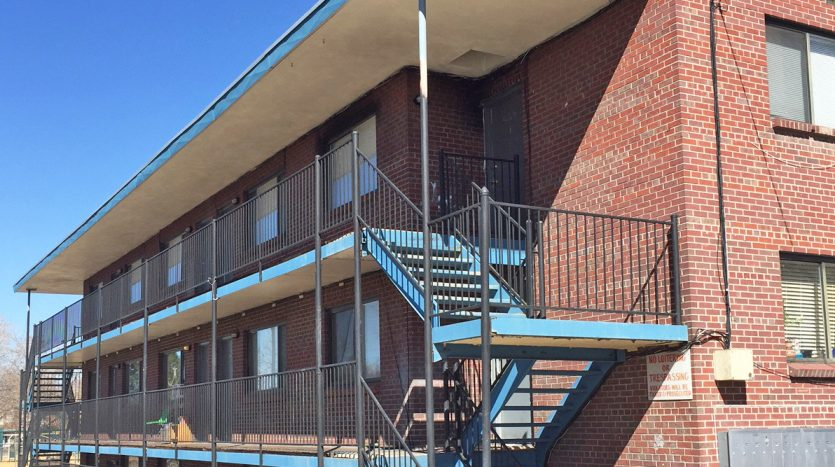 Central Denver Apartments Acquired for $2,350,000