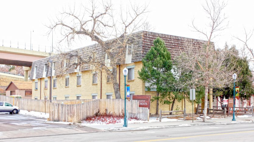 Wilcox Street Apartments Sell for $1,300,000